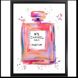 Chanel Canvas Art